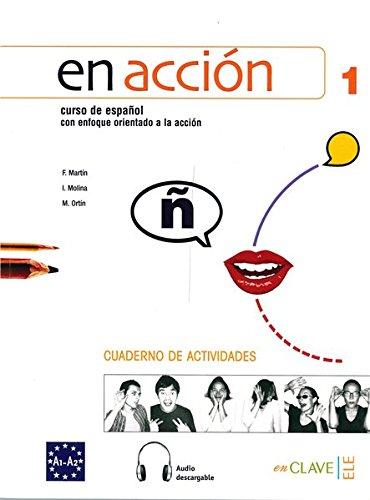 En Acción 1 - Cuaderno de actividades 1 (A1-A2) + audio