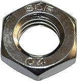 Dresselhaus Sechskantmuttern, niedrig, Form B Klasse 04, M 8 mm, 100 Stück, galvanisch verzinkt