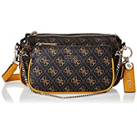 Guess Arie Double Pouch Crossbody Bag