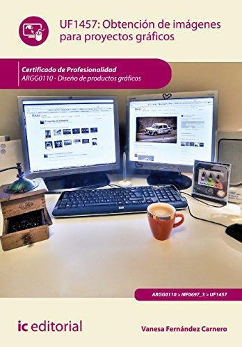 Obtención de imágenes para proyectos gráficos. ARGG0110 por Vanesa Fernández Carnero