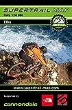 Supertrail Map Elba: Maßstab 1:50 000 -