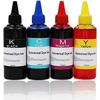 Colour Printer Ink Cartridge Refill Kit for Brother, Canon, Dell ...