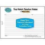 Top Notch docente Prodotti di carta autocopiante di scrivere una nota