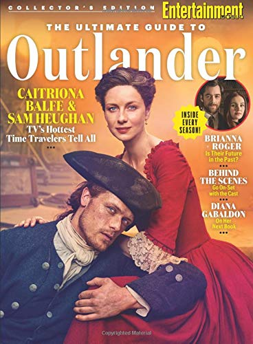 ENTERTAINMENT WEEKLY Outlander por The Editors of Entertainment Weekly