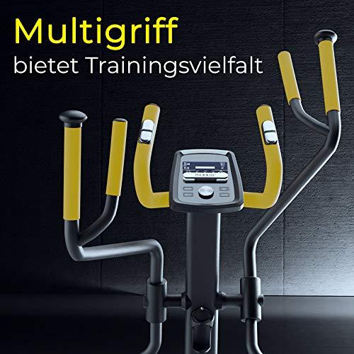 Crosstrainer MAXXUS CX 78 – Heimtrainer In Studioqualität kaufen  Bild 1*