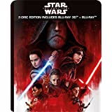 Star Wars: The Last Jedi - Steelbook