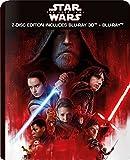 Star Wars: The Last Jedi - Steelbook (3D)