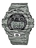 Casio Herren Digital Quarz Uhr mit Resin Armband GD-X6900TC-8ER