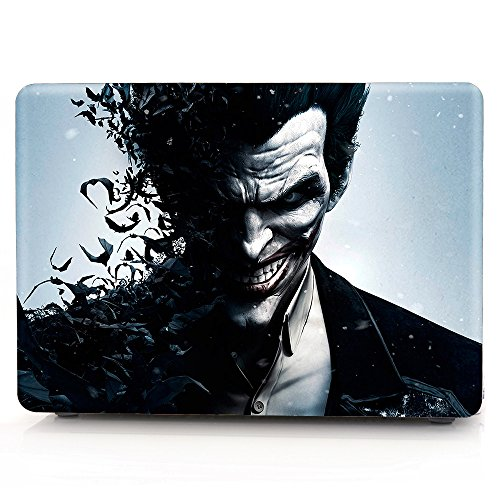 HRH Joker Arkham Origins Design Laptop-Hülle Schutz PC Hard Case für MacBook Air 13.3