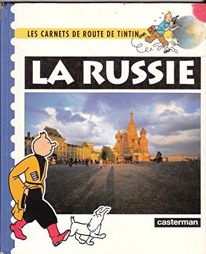 La Russie par  Maximilien Dauber, Chantal Deltenre