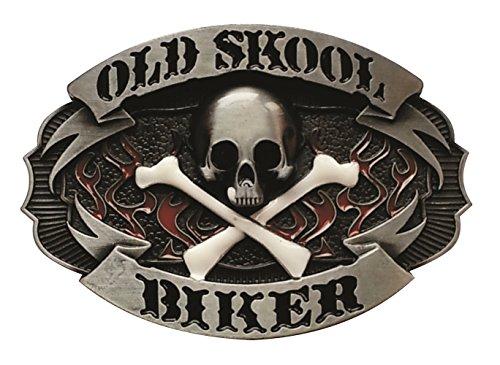 Spirit of Isis B182 Buckle Gürtelschnalle Old Skool Biker
