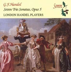 G.F. Handel: Seven Trio Sonatas, Op. 5