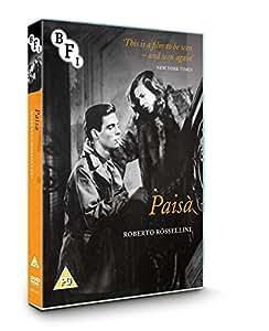 Paisà (DVD)