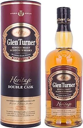 Glen Turner Single Malt Scotch Whisky 70 cl