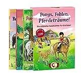 Leselöwen - Ponys, Fohlen, Pferdeträume!: Die schönsten Geschichten für Erstleser