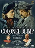 Life and Death of Colonel Blimp [Special Edition] [DVD] [1943]