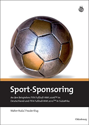 Sport-Sponsoring: An den Beispielen: FIFA Fußball-WM 2006TM in Deutschland und FIFA Fußball-WM 2010TM in Südafrika (Sport-marketing-bücher)