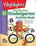 The Big Fun Kindergarten Activity Book (Big Fun Activity Workbooks)