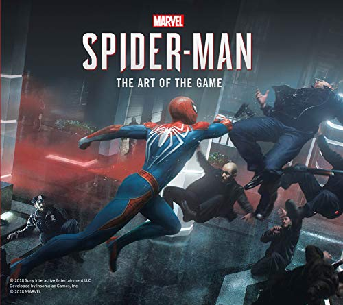 Marvel's Spider-Man: The Art of the Game por Paul Davies