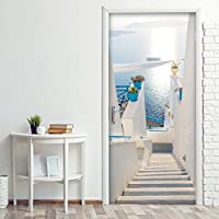 Porte interne adesivi e murali da parete pitture e trattamenti per pareti fai da te - Adesivi per pareti interne ...
