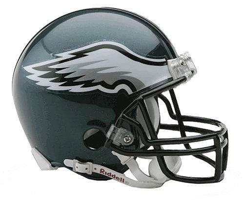 phia Eagles Mini-Fußballhelm ()