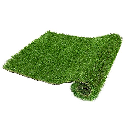 Arificial Grass For Balcony ,hall carpet,wall,garden, terace coart or Doormat, Soft and Durable Plastic Turf carpet Mat, artificial Grass 1.5 ft x 2 ft