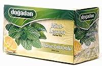Mint Lemon Herbal Tea (Pack of 3)