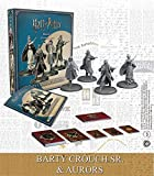 KNIGHT MODELS Harry Potter Mag Barty Crouch SR & AURORS Utilizzabile con Harry Potter Miniatures Adventure Game
