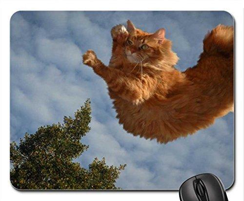 acrobat-chat-tapis-de-souris-tapis-de-souris-tapis-de-souris-chat