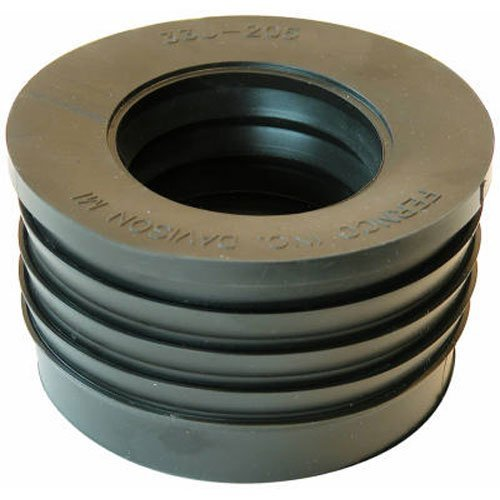 FERNCO INC - 3-Inch Cast Iron Hub Donut for Cast Iron/Plastic (Cast Hub)