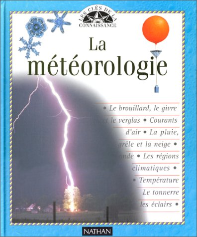La météorologie