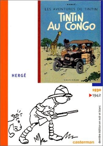 Tintin au Congo, fac-similé