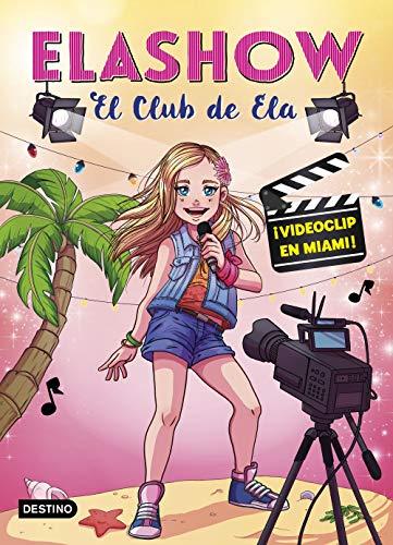 Elashow 3. ¡Videoclip en Miami! (Youtubers infantiles) por Elaia Martínez