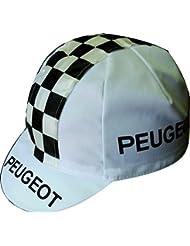 Casquette de cyclisme Peugeot