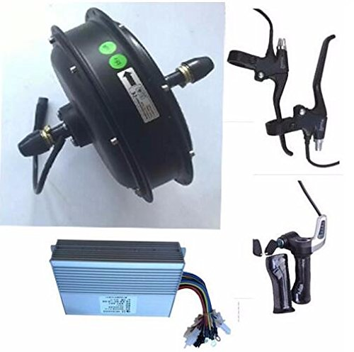 GZFTM 1500 W 48 V E-Bike Motor Kit Electric Mountain Bike Kit Electric Motor für Fahrrad