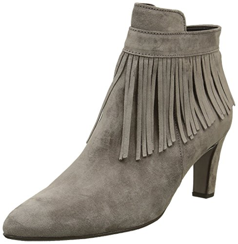 Gabor Fashion, Bottes Classiques Femme Gris (Wallaby 13)