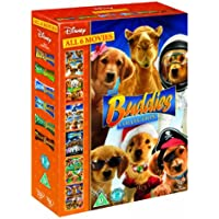 The Disney Buddies Collection 6 Movie Box Set