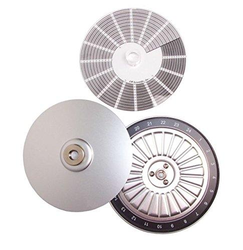 LW Scientific Cmp-rt24-75he 24-place Hématocrite Rotor pour Combo V24Centrifugeuse