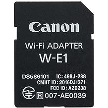 Canon w-e1-adapttador Wi-Fi for Canon EOS Cameras w-e1