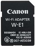 Canon W-E1 WLAN-Adapter für EOS-Canon-Kameras