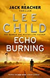 Book Cover for Echo Burning (Jack Reacher, Book 5)