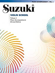 Suzuki Violin School: Piano Acc.: 1