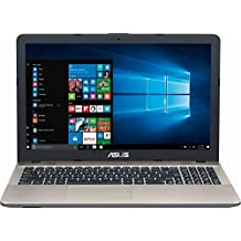 2018 Asus VivoBook Max 15.6 Inch HD Flagship High Performance Laptop PC | Intel Processor | 4GB RAM | DVD +/-RW | Windows 10 (Pentium | 500GB | Chocolate Black)