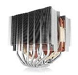 Noctua NH-D15S, Disipador de CPU de 140 mm y doble torre y máxima calidad (marrón)