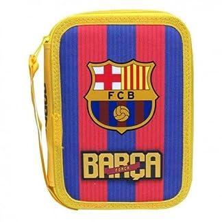 Futbol Club Barcelona Plumier 2 pisos (CYP Imports EP-671-BC)
