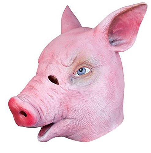 Maske CREEPY PIG HEAD (Pig Maske Creepy)