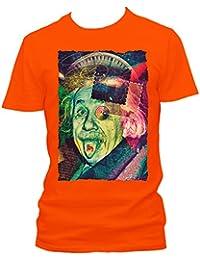 Einsteins secret Cooles Party Herren Shirt