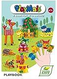 Playmais - 150522 - Loisirs Créatifs - Livre Play Book