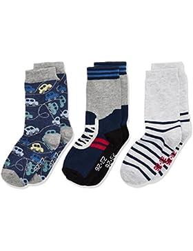 Melton Baby-Jungen Socken 3er Pack