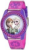 Disney Kids FZN3598 Frozen Anna and Elsa Digital Watch with Purple Snowflake B - Best Reviews Guide
